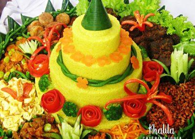 khalila catering jogja tumpeng jogja murah 2