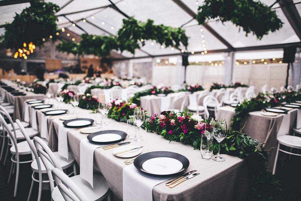 Mempersiapkan Catering Pernikahan