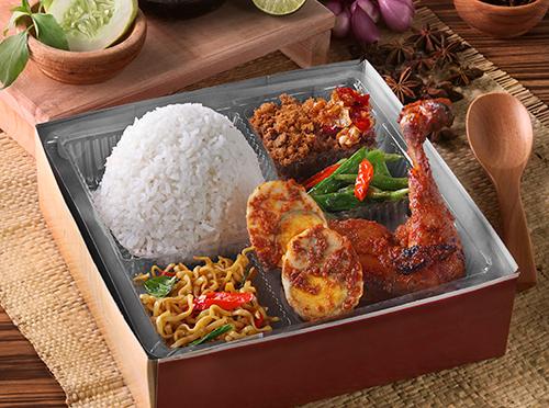 Rapat Dengan Menu Spesial Catering Nasi Box